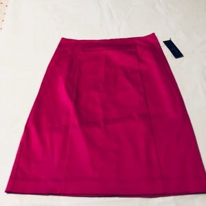 CAREER PENCIL SKIRT PINK SIZE 6 - NWT